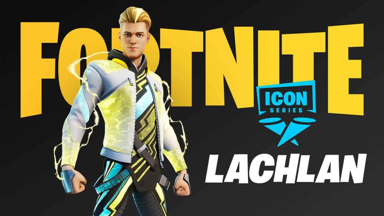 Lachlan Icon Series skin arrives November 12th
