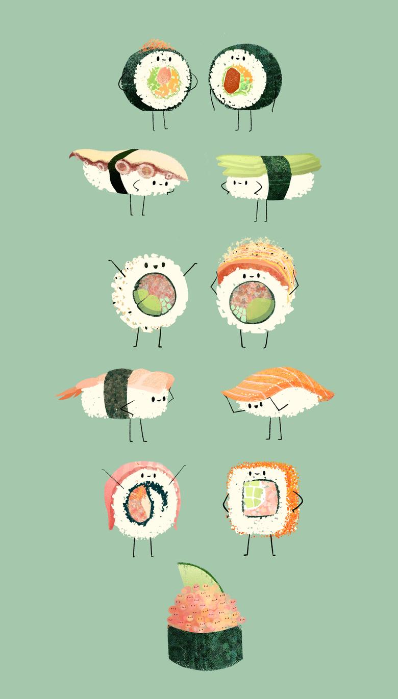 Japan Food Wallpapers