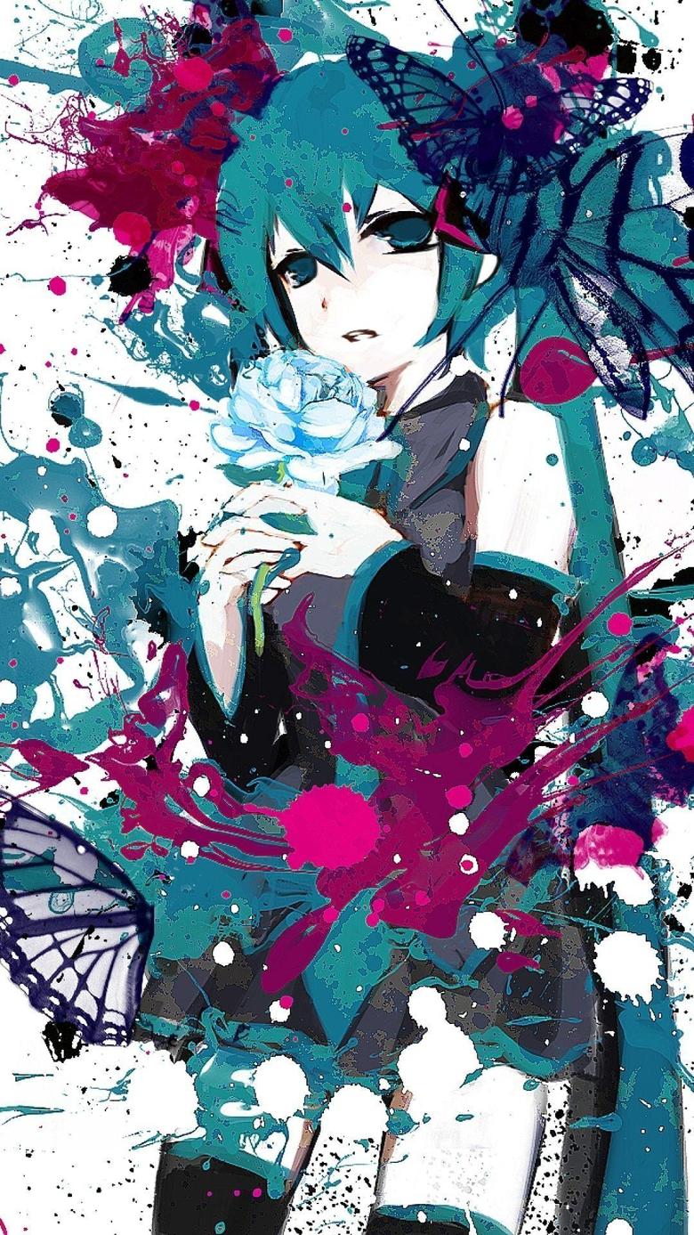 Anime Phone Wallpapers Hd