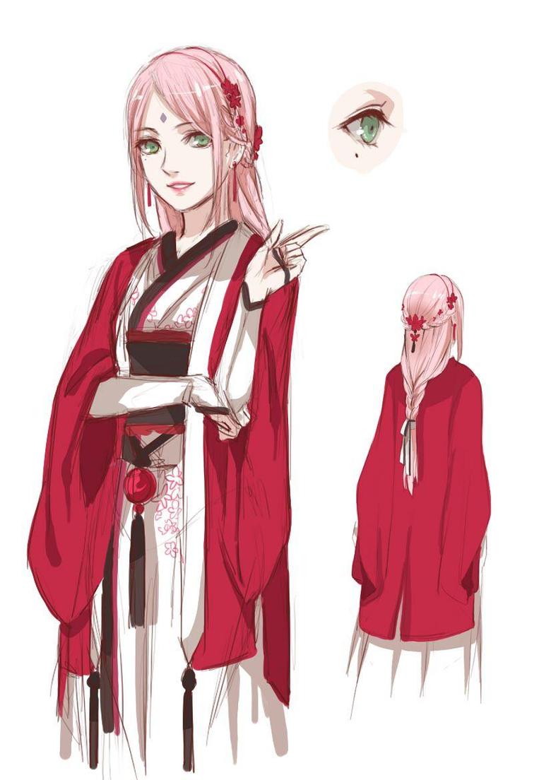 Haruno Sakura