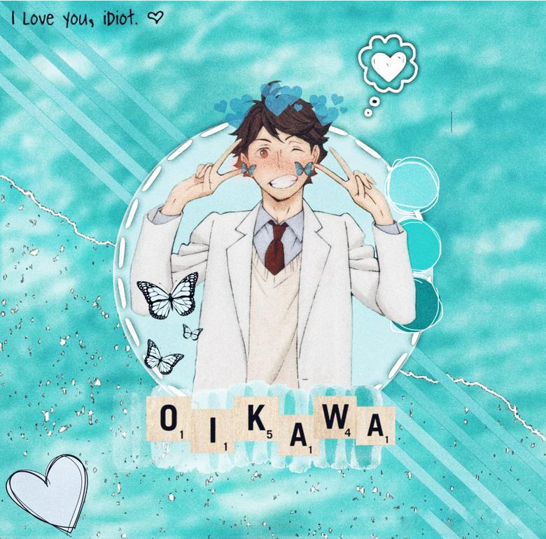 Aesthetic Oikawa