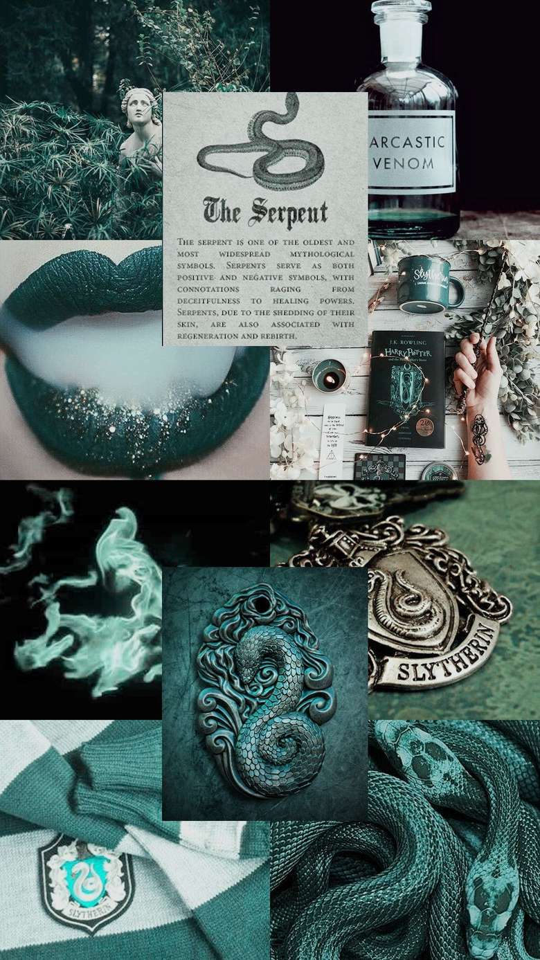 Image Result For Slytherin Iphone Wallpapers