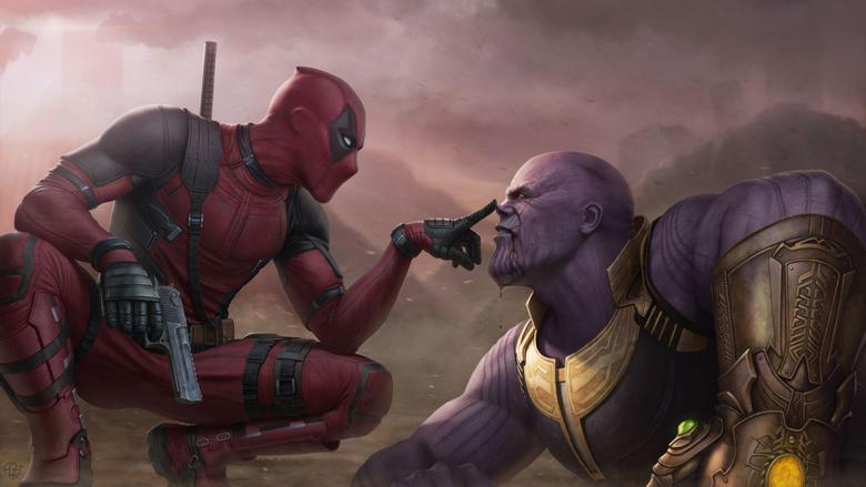 x1152 Deadpool Vs Thanos 4k 2048x1152 Resolution HD 4k