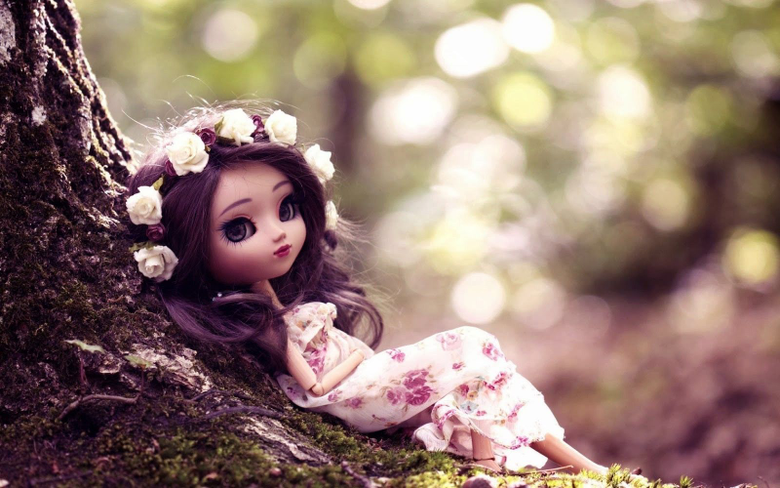 Top Beautiful Lovely Cute Barbie Doll Hd Wallpapers