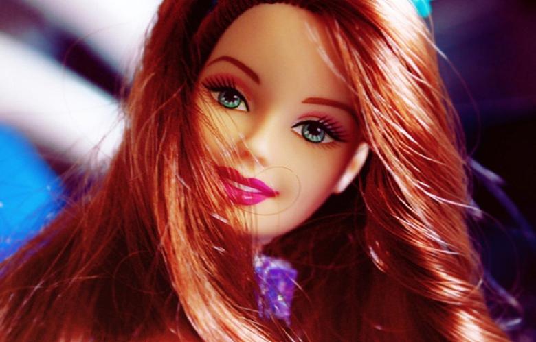 Cute Barbie Image