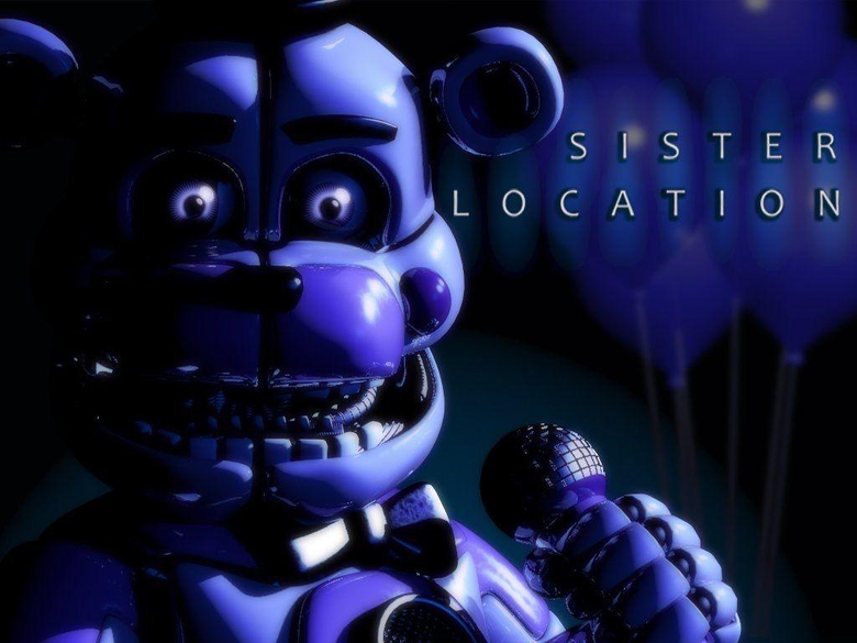 Five Nights At Freddy s Sister Location Wallpapers by