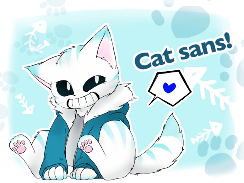 cat sans