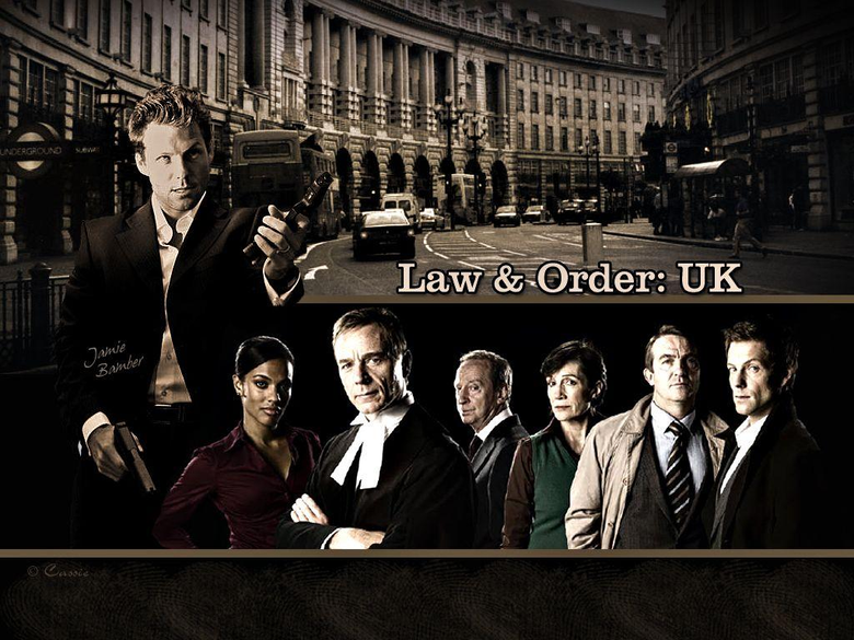 Law And Order UK image JB