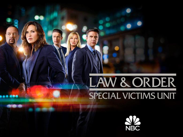 Law Order Special Victims Unit Season 19 Mariska