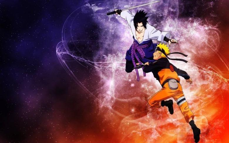 I LOVE Naruto