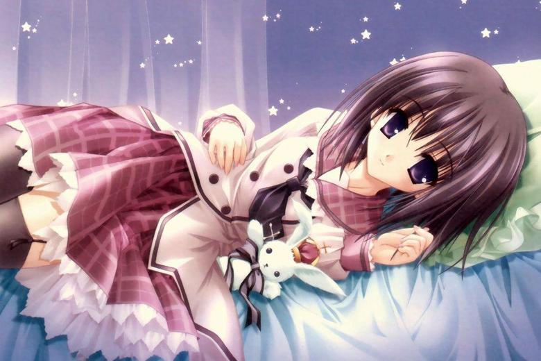 Cute Anime Girls HD Wallpapers of Anime