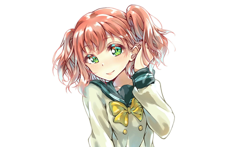 2560x1600 wallpapers shy love live ruby kurosawa anime