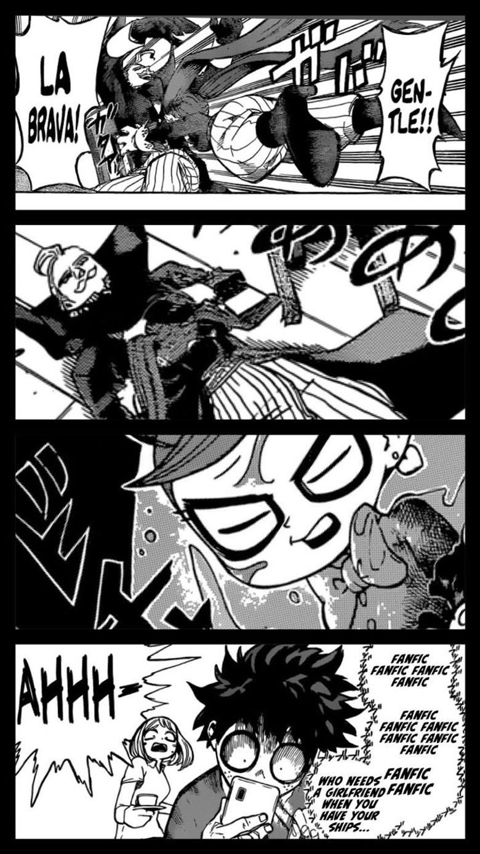 Shinsou Hitoshi Midoriya Izuku My Hero Academia 2 My Hero