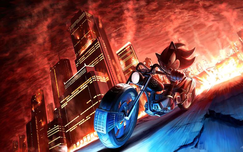 x1600 Sonic Shadow The Hedgehog 4k 2560x1600 Resolution HD 4k