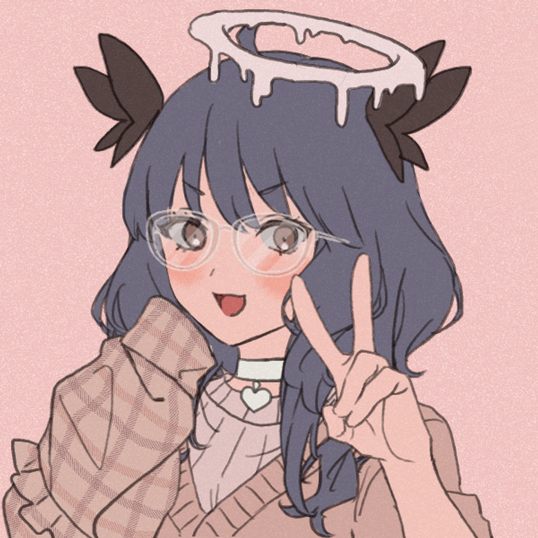 here is THE pfp that i made like two days ago i think LOL