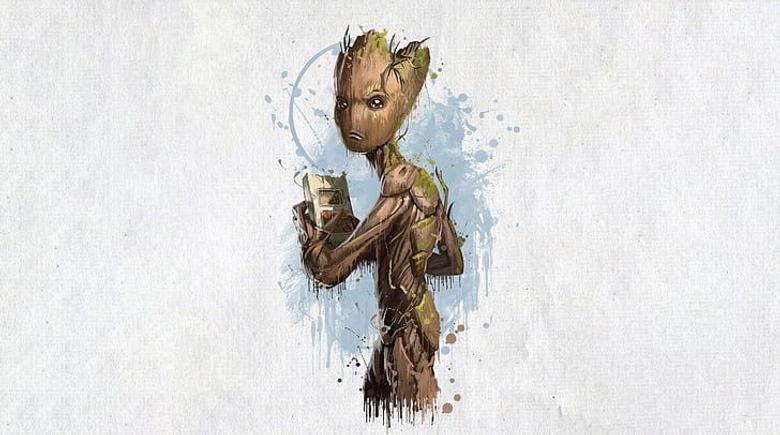 l am Groot