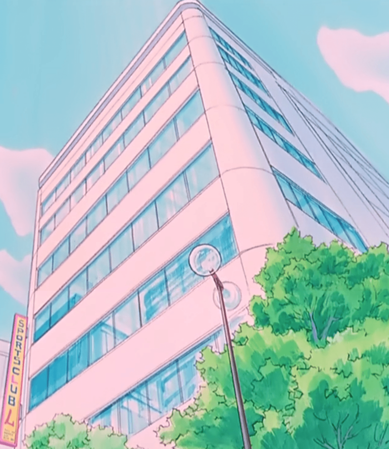 s Anime Aesthetic Wallpapers
