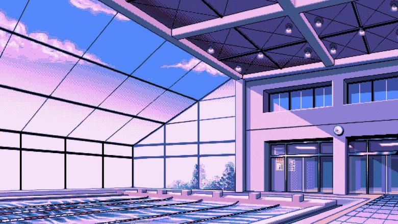 mac aesthetic wallpapers pixel