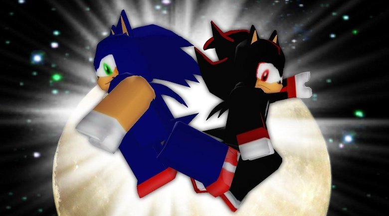 HD ROBLOX Sonic Adventure 2 Main Menu Remake BETA 2
