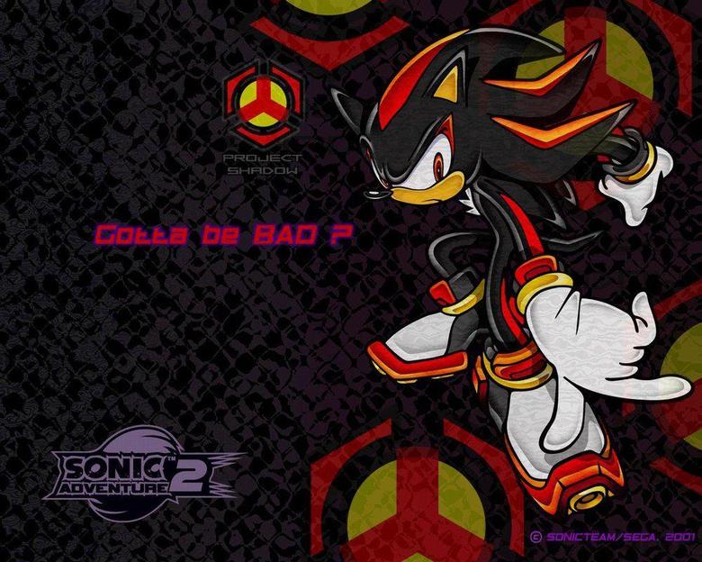 Sonic Adventure 2 Shadow Wallpapers
