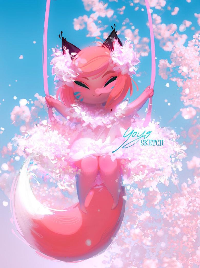 cherry fox