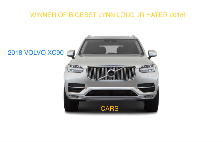 Lynn Loud Hater Background 7