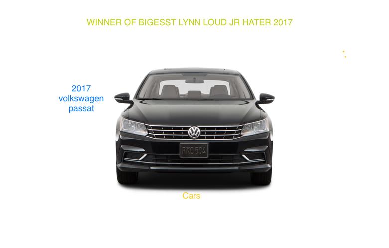 Lynn Loud Hater Background 6