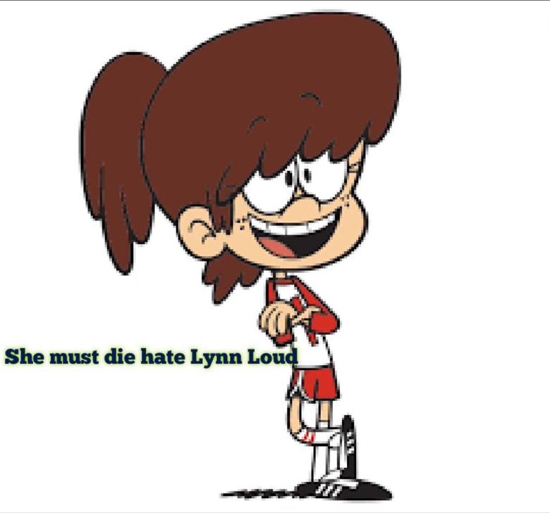 Lynn Loud Hater Bcakground 2