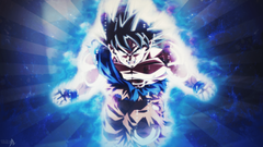 Ultra Instinct Goku Wallpapers