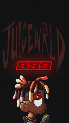 Juice WRLD phone wallpaper PHONE CASE