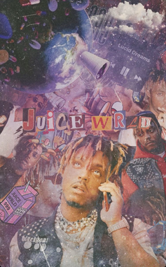 Juice WRLD iOS Android wallpaper