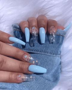 aesthetic blue