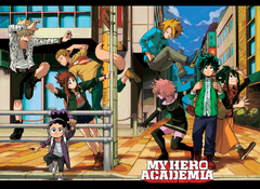 Boku No Hero Academia Computer Wallpapers Desktop Backgrounds
