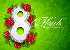 Happy Women s Day HD Wallpapers