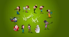 Happy Women s Day HD Wallpapers pixelstalk