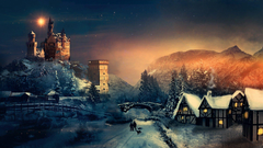 Christmas Winter Season HD Celebrations 4k Wallpapers Image