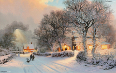 Cozy Winter Desktop Wallpapers