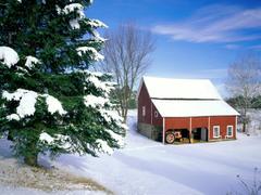 Wallpapers Nature Winter Seasons