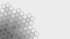 Black Hexagon Wallpapers