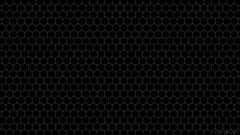 Black Hexagon Wallpapers