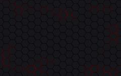 Black Hexagon Wallpaperwallpapersafari