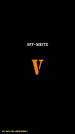 off white X vlone
