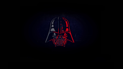 Darth Vader Minimal 4k star wars wallpapers minimalist