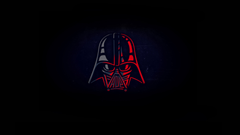 Darth Vader Minimal 4k HD Superheroes 4k Wallpapers Image