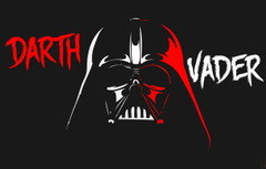 Wallpapers Minimalism Star Wars Darth Vader Star wars Sith