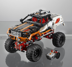 Technic Rock Crawler