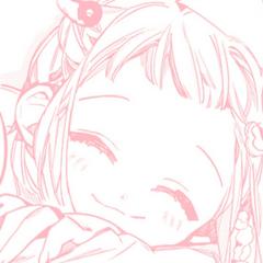 aesthetic anime pink