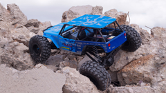 RC Hill Rock Crawlers