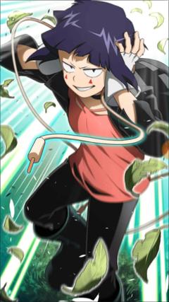 Kyouka Earphone jack