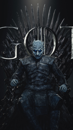 Night King Game of Thrones Season 8 Pure 4K Ultra HD